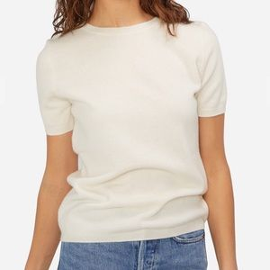 Vintage J. Crew Crew Short Sleeve Sweater • L